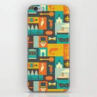 new orleans iPhone & iPod Skins featuring New Orleans by Ariel Wilson