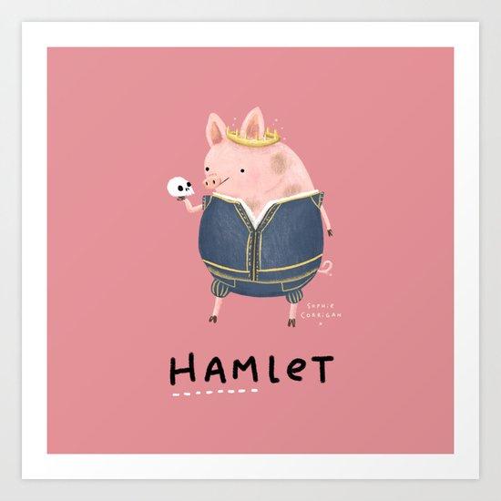 Hamlet by sophiecorrigan