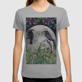 Raven Moon Magick T-shirt