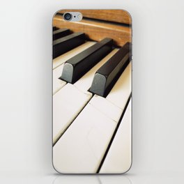 The Fractured Ivories. iPhone Skin