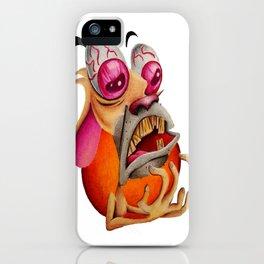 You Idiot! iPhone Case