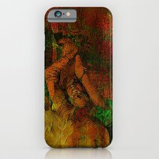 The last minutes of Joan of Arc iPhone 6s Slim Case