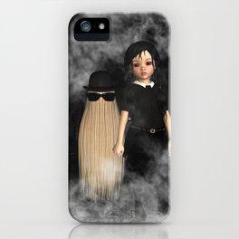 Halloween Family iPhone Case
