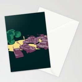 Cornered Stationery Cards