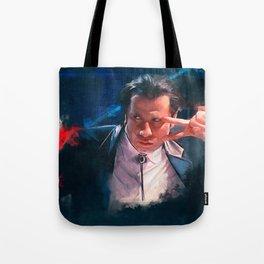 Vincent Vega Dance The Twist - Pulp Fiction Tote Bag