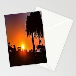 Saturday In The Park ( La Jolla Cove) Stationery Cards