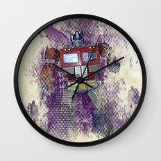 G1 - Optimus Prime Wall Clock