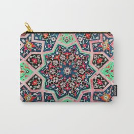V16 Special Colored Traditional Moroccan Design. Carry-All Pouch