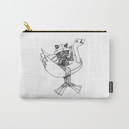 Dexter Loves Friend Ships Carry-All Pouch