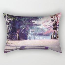 Pretty Town Crossroad Ultra HD Rectangular Pillow