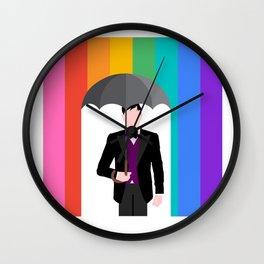Oswald Cobblepot Wall Clock