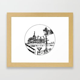 UT BOX SET/3 muntbrug Framed Art Print