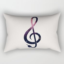 G Snake Rectangular Pillow