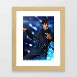 Spark of Honor - Taesung Framed Art Print