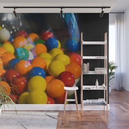 Willy Wonka Wall Mural