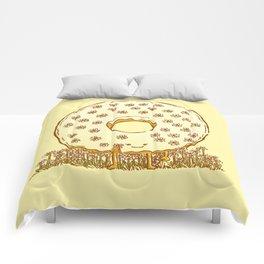 In Bloom Donut Comforters