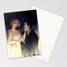 """Fantastic Beasts - """"I don't think I'm dreaming"""" Stationery Cards"""