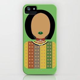 Bad Gal iPhone Case