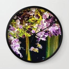 kaleidoscope dreams Wall Clock