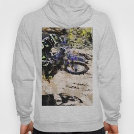 Wild Ride - Motocross Rider Hoody