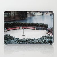 oslo iPad Cases featuring Oslo by Infra_milk