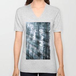 I Talk to the Trees... Unisex V-Neck