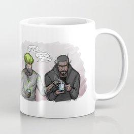 Still Kickin' Coffee Mug
