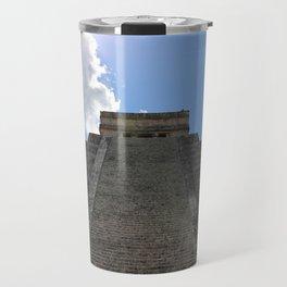 Chichen Itza Travel Mug