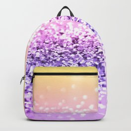 Unicorn Girls Glitter #12 #shiny #decor #art #society6 Backpack