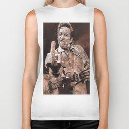Johnny Cash Biker Tank