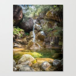 Lady Bath Falls - Mt Buffalo Canvas Print