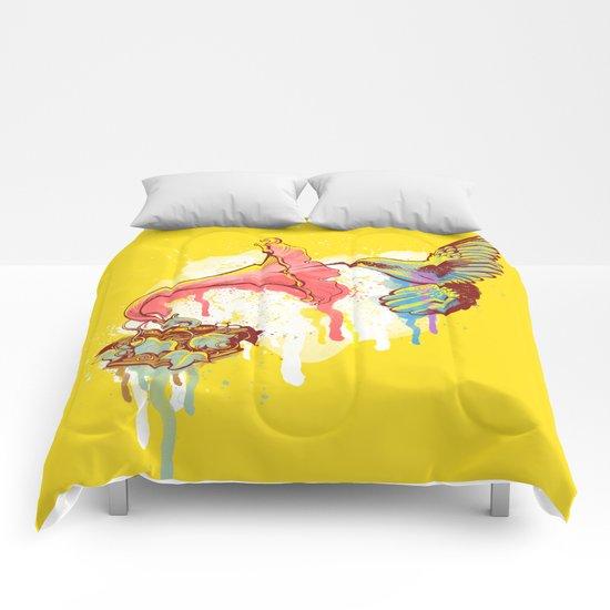 Sweet Music Comforters
