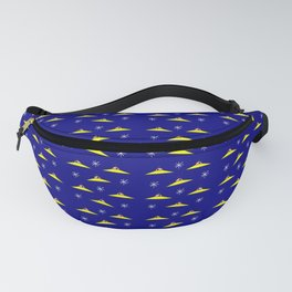 Flying saucer 5 Fanny Pack