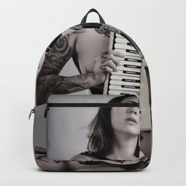 Accordion is Apealing Backpack