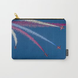 Red Arrows 1,2,3,  Carry-All Pouch