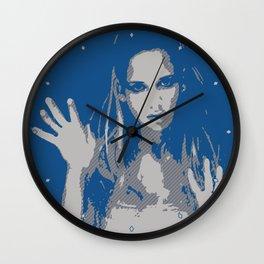 Sarah Michelle Gellar, Rain Wall Clock