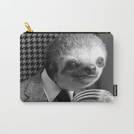 Gentleman Sloth #6 Carry-All Pouch
