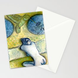 Perchance to Dream Stationery Cards