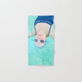 Carefree Summer Hand & Bath Towel