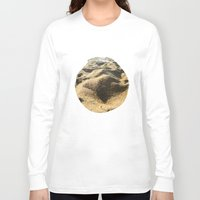 sand Long Sleeve T-shirts featuring Sand by Ethan Bierly