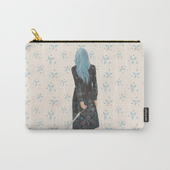 Callie Carry-All Pouch