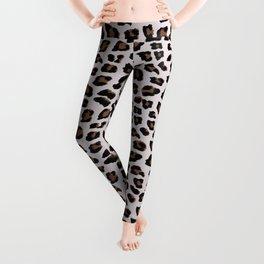 Leopard Animal Print Leggings