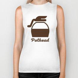 Pothead Biker Tank