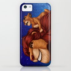 Lion King: Whenever You Feel Alone... iPhone 5c Slim Case