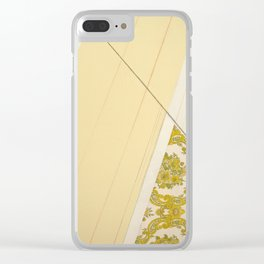 Texure III Clear iPhone Case