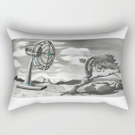 The Antics of Ansel Adams Rectangular Pillow