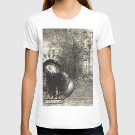 """Odilon Redon """"... une longue chrysalide couleur de sang"""" T-shirt"""