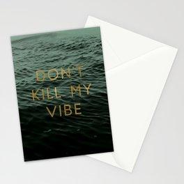 Vibe Killer Stationery Cards