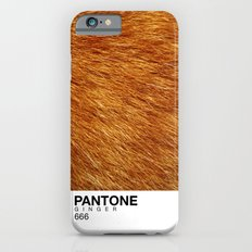 Pantone Ginger iPhone 6 Slim Case