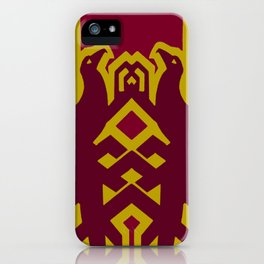 Hawke Amell Crest V2 iPhone Case